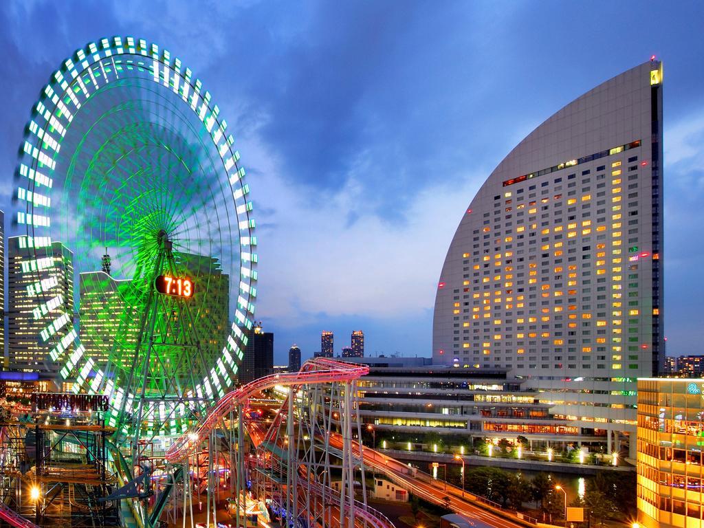 отель Yokohama Grand Intercontinental Hotel
