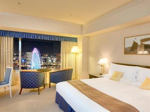 отель Yokohama Grand Intercontinental Hotel номер