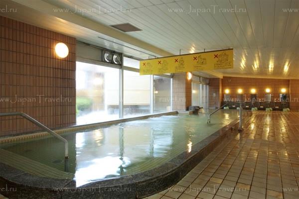 отель Kamenoi Hotel бассейн