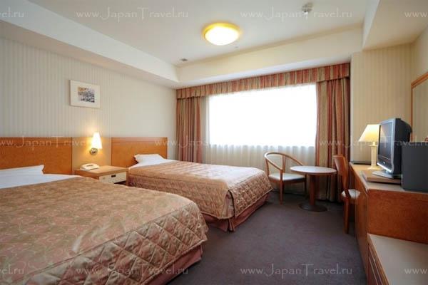 отель Kamenoi Hotel номер