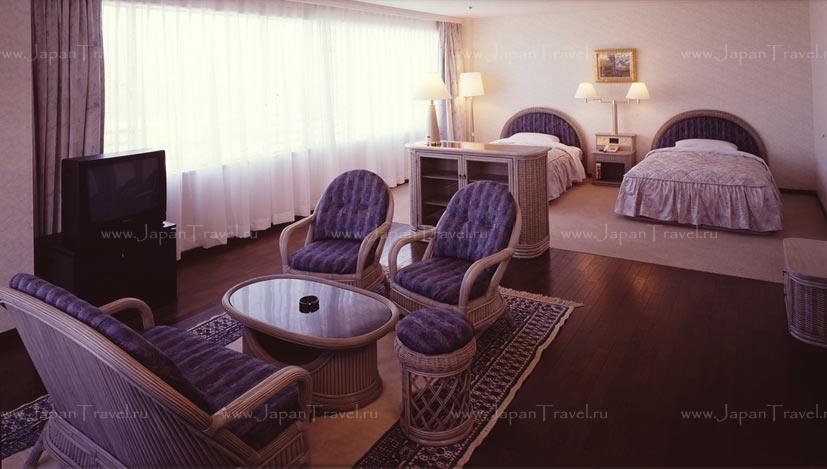 отель Suginoi Hotel номер2