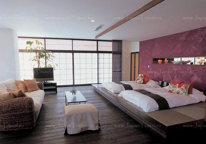отель Suginoi Hotel номер1
