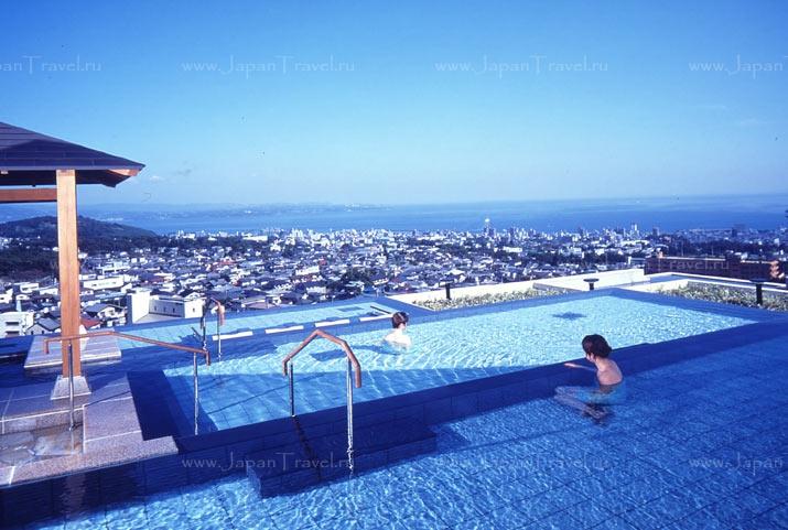 отель Suginoi Hotel источник2