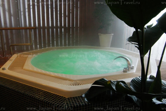 отель Suginoi Hotel ванны2