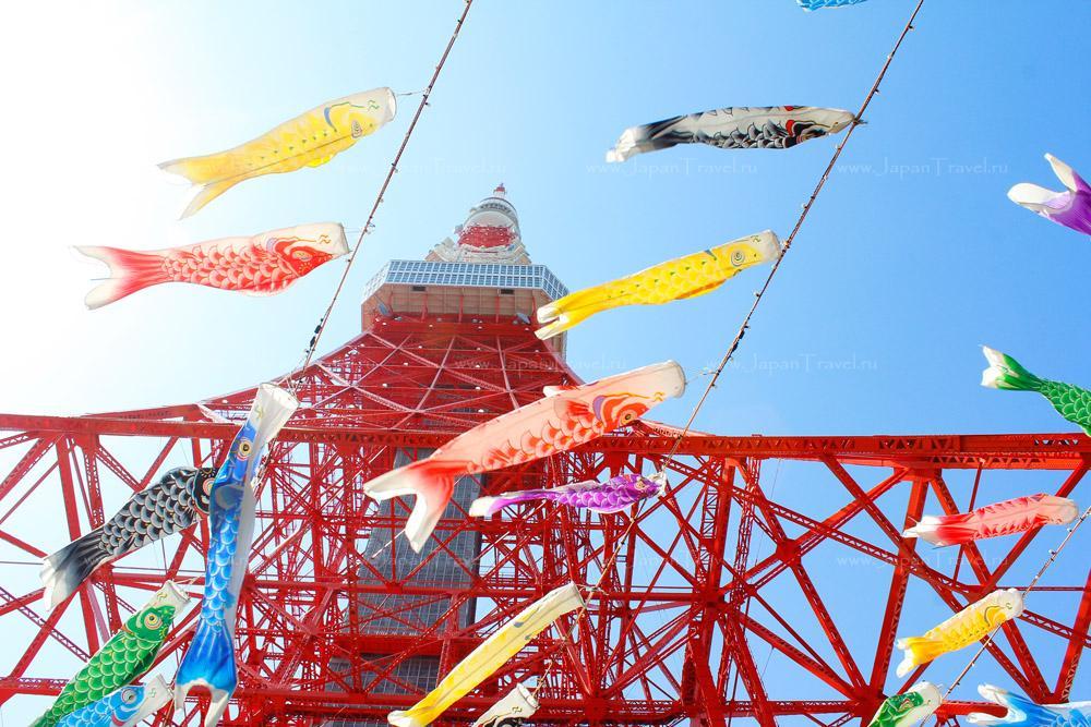 Золотое кольцо Японии. Майские праздники